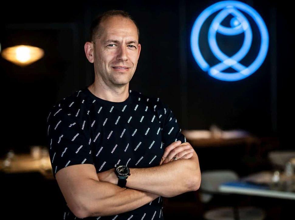 Palotás Péter, a The Fishmarket Halkereskedelmi Kft. és a BigFish éttermek tulajdonosa