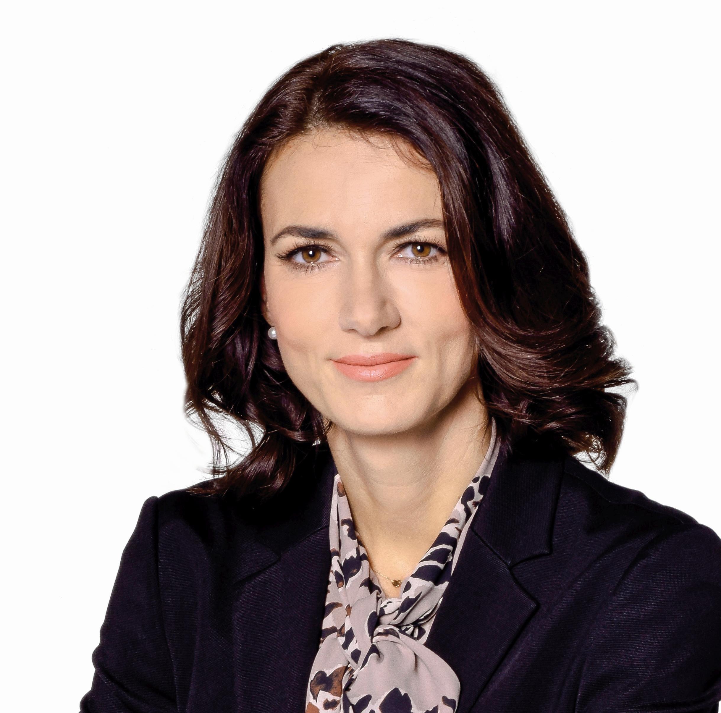 Dr. Rázsóné Szórády Csilla, az újHáz Centrum vezérigazgatója