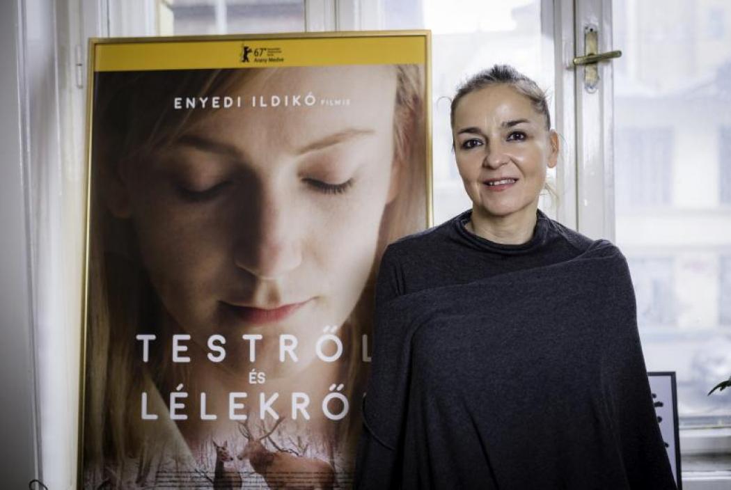 Mécs Mónika: Lételemem a filmkészítés