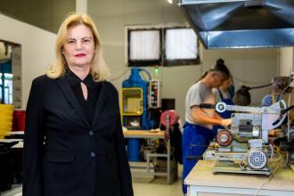Bernáth-Ivanics Ágota: Tíz körömmel kapaszkodtam a cégbe