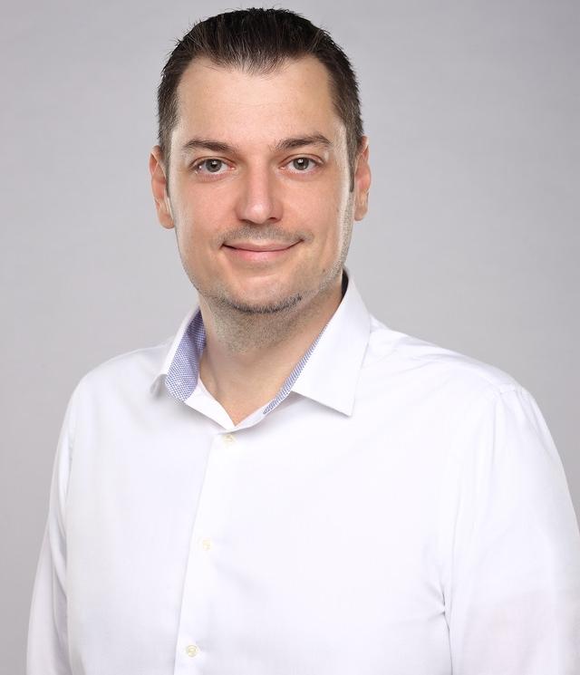 Egerszegi Krisztián, a MiniCRM Zrt. tulajdonos cégvezetője