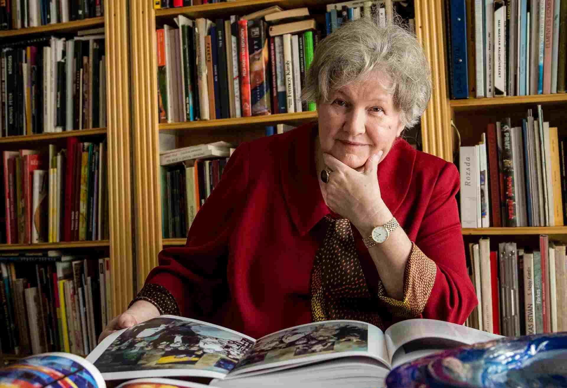 Körmendi Anna, a Körmendi Galéria és a Körmendi-Csák Gyűjtemény alapító tulajdonosa