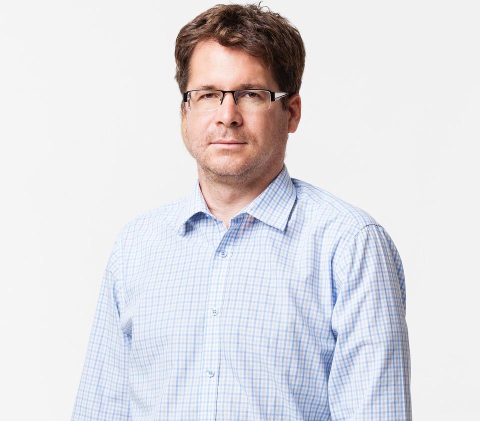 Laczkovich Gergely, a 3E International Kft. tulajdonos ügyvezető igazgatója