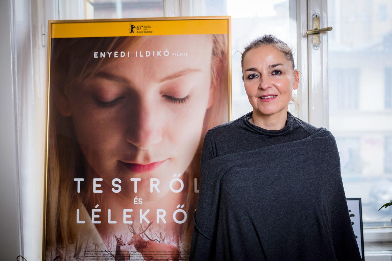 Mécs Monika, az Inforg-M&M Filmalapító ügyvezetője, filmproducer